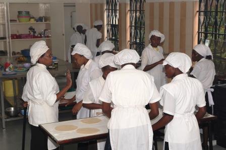 Kimlea cookery class