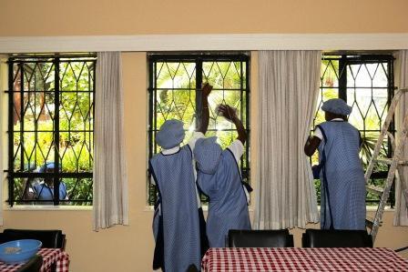 Kimlea housekeeping