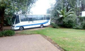 Kimlea college bus