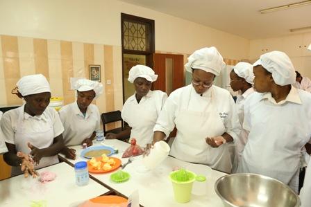Kimlea kitchen management